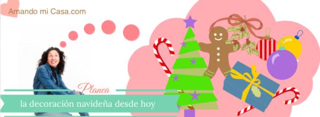 Planea la decoración de navidad desde hoy