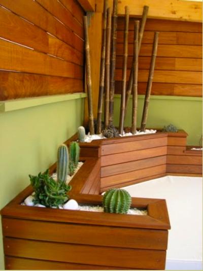 Huerto en casa y jardin el jardin minimalista for Jardines minimalistas