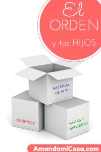 EL ORDEN Y TUS HIJOS