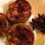 deliciosos membrillos al horno