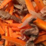 milanesas + tocino + verdura