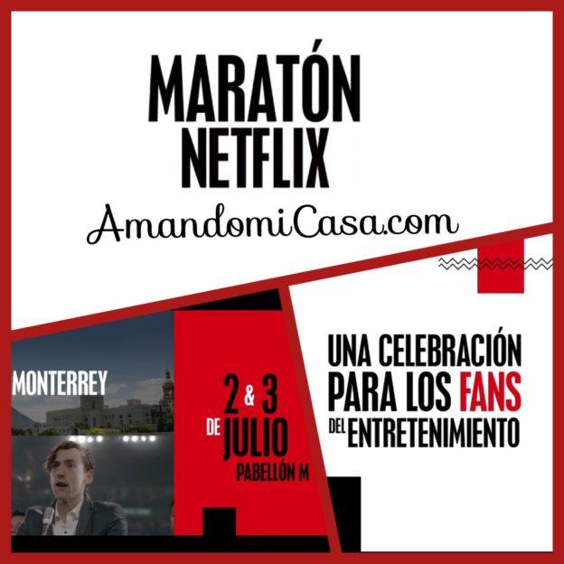 Maratón Netflix