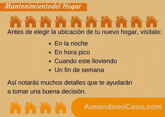 elegir tu nuevo hogar