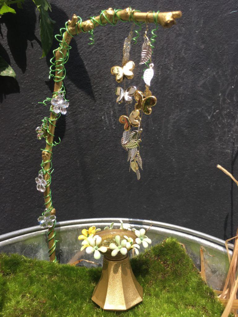 nuevos artículos para jardín de hadas