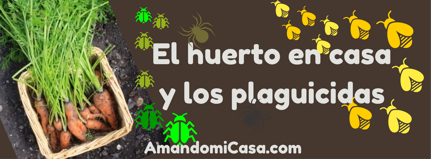 El huerto en casa y los plaguicidas - El huerto en casa ...