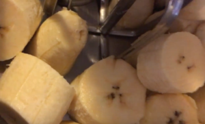 Croquetas de plátano y pollo