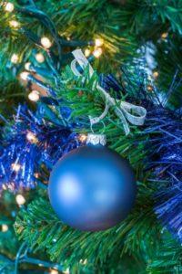 Navidad Monocromática